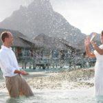 Bora Bora wedding photographers and video