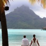 Bora Bora wedding video
