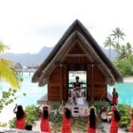 Tahiti beach wedding photography