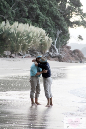 Cathedral Cove Same Sex Wedding Photographers And Video