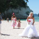 Hahei wedding photography