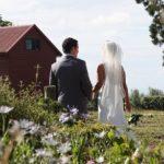 Wedding photographers in Hahei