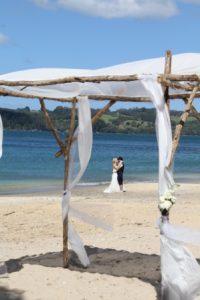 Hahei wedding videos