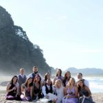 Hot Water Beach weddings