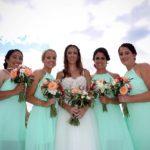 Papamoa Beach wedding photography