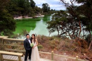 Pre wedding photo shoot NZ