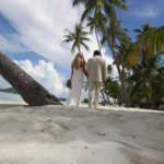 Tahiti wedding photo