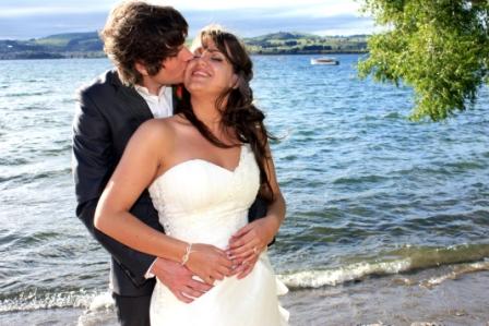 Taupo wedding photographers
