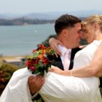 Cable Bay vineyard wedding video