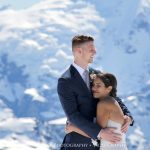 Isobel Glacier wedding photo video