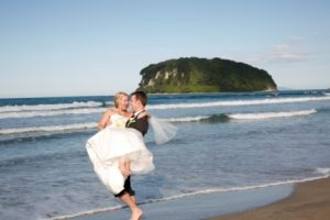 Whangamata weddings