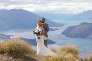 Wanaka videographer wedding cinema
