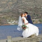 Queenstown lake wedding